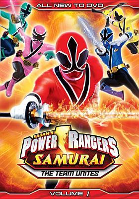 POWER RANGERS SAMURAI:TEAM UNITES V 1 BY POWER RANGERS (DVD)