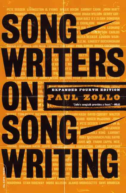 Songwriters on Songwriting By Zollo, Paul